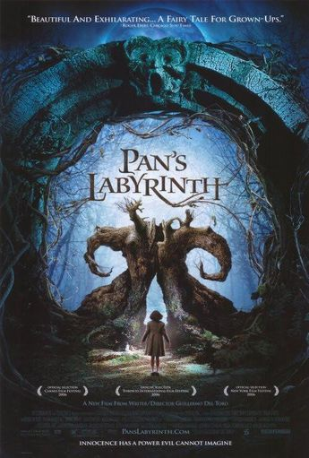 Pan's Labyrinth 27x40 Movie Poster (2006)