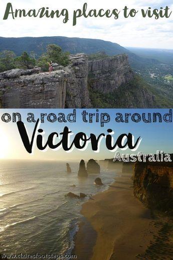 A Perfect Itinerary for Australia's Victoria Road Trip