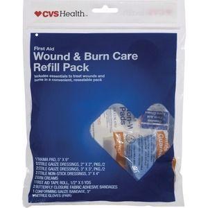CVS Health Sterile Premium Latex-Free Rolled Gauze 5CT