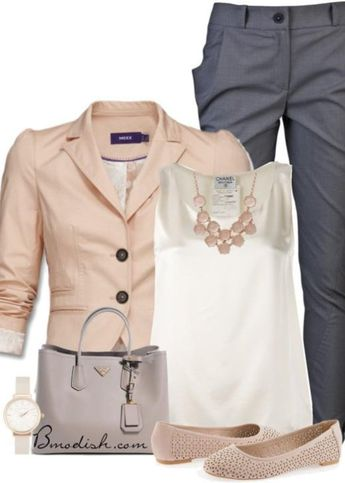 20 Great-Looking Work Outfits for Women
