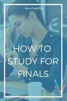 Are nursing school f  Are nursing school final exams stressing you out? Click through for the top 3 study mistakes nursing students make when studying for final exams and how to overcome them! #finalexams #finalsweek #nursingschool #nursingstudent #onlineschools,webcourses,coursesites,onlineclasses,ecourses,onlinedegrees,onlinecourses,onlinemastersprograms,onlinecollegecourses,onlineuniversities,onlinehighschool,accreditedonlinecolleges,onlinecertificateprograms,onlinelearning,onlineeducation