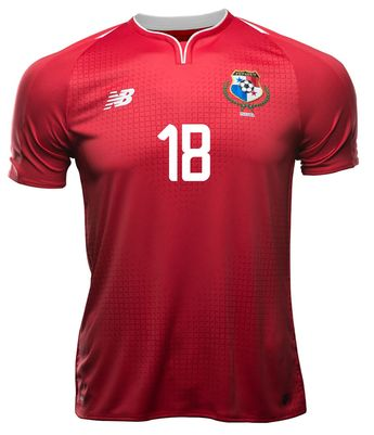1e4d49462 New Balance TEJEDA  18 Panama Home Soccer Mens Jersey FIFA World Cup Russia  2018 M