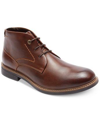 b0afc1f1561 Rockport Men s Classic Break Chukka Boots
