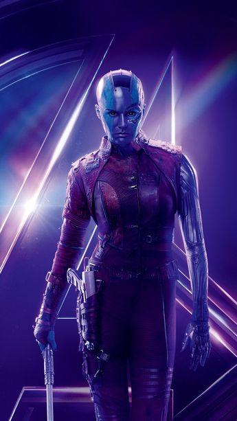 Avengers: Infinity War (2018) Phone Wallpaper