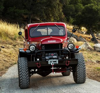 15 Photos Of A Beautifully Restored Dodge Power Wagon