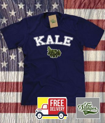 c7d02489 Kale University T-shirt -top quality tees -fast & free shipping  -satisfaction