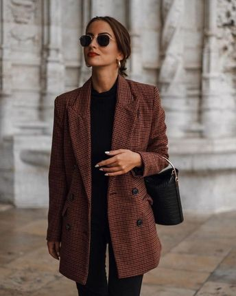 51 Winter Outfit Ideas for Classy Women