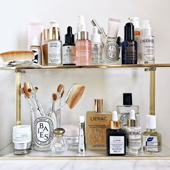 #beauty #beautyproducts #beautyfinder #shelfie #beautyshelf #makeup