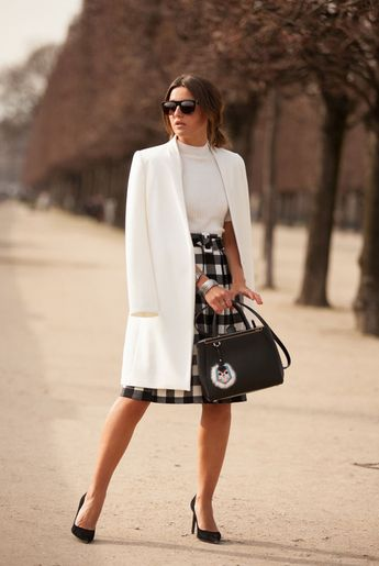 30 Chic Work Outfits to Wear this Summer