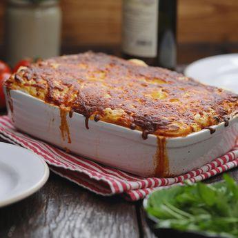 Ravioli Lasagne