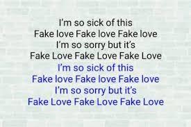 Recently shared fakes love bts lyrics ideas & fakes love bts