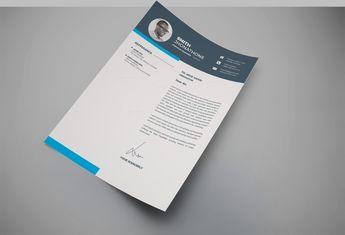 Stylish Professional Resume Design Template - Graphic Templates
