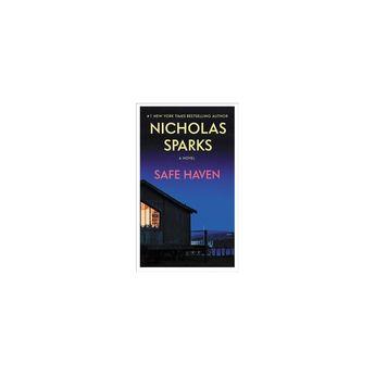 Safe Haven - Reissue by Nicholas Sparks (Paperback)