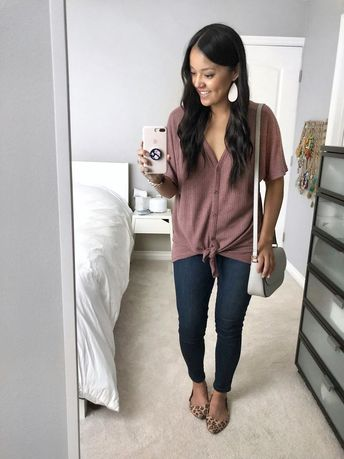 Daily Outfits #37: Outfits for Early Fall - Casual and Business Casual