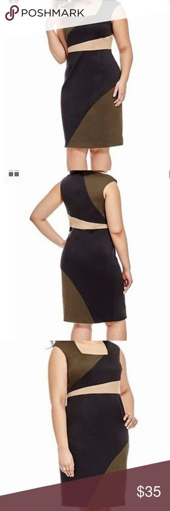 4afa002d9cb6 Colorblock Dress Beautiful colorblock dress by mbn these units are true to  size high quality material