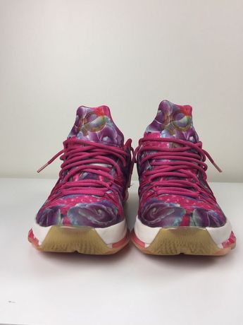 best cheap 1af41 8883d NIKE KD 8 Mens Size 11 Aunt Pearl Kevin Durant Kay Yow Cancer Fund Pink