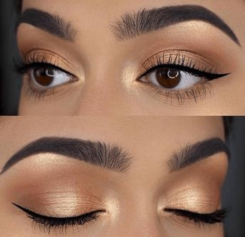 10 Different Eyeshadow Looks with Bronze Colors