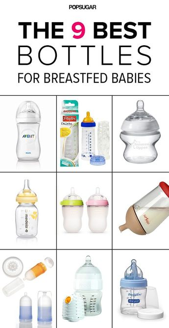 The 10 Best Bottles For Breastfed Babies