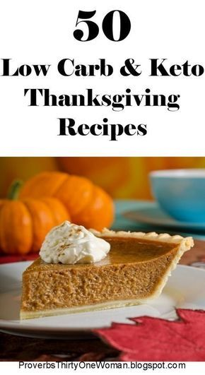 50 Low Carb and Keto Thanksgiving Recipes