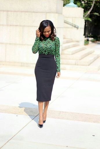 50 African Office outfits to try on