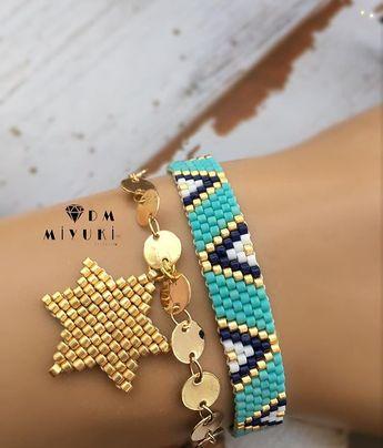 Mavi&Gold •. Bilgi almak için Dmulaşabilirsiniz  - - - - - - #miyuki #bileklik #bracelet #handmade #jewelry #design #takı #aksesuar #accessories #fashion #moda #style #beads #taki #love #instalove #trend #like4like #happy #instagood #art #yıldız #star #photooftheday #like4like #picoftheday #girls #beautiful #colorful#details