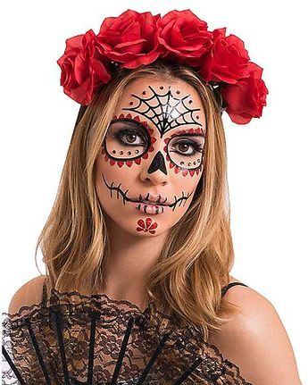 Rose Headband - Spirithalloween.com