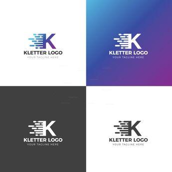 K Creative Logo Design Template 19.99
