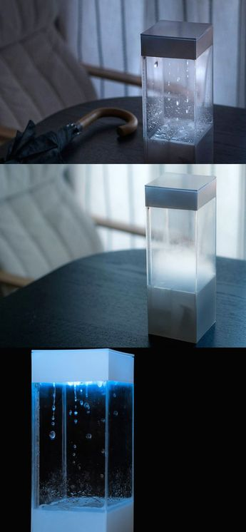 Incredible Compact Device Simulates Changing Weather Forecast In Real-Time