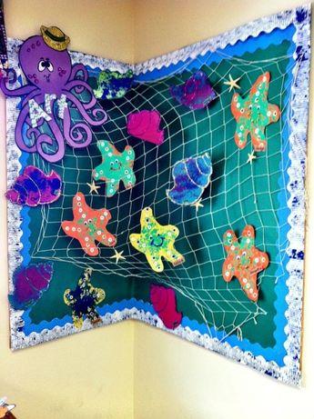 ocean bulletin board for preschool - Bing Images by jannie