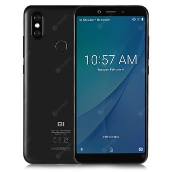 Xiaomi Mi A2 4G Phablet Global Version | Gearbest