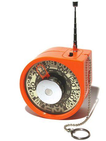 National Panasonic Radio model RF-93, 1970