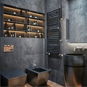 Amazing bathroom designs just for you! Complete your bathroom with the  VIGO Olus Wall Mount Bathroom Faucet  Click to see more! | VIGO Industries - Bathroom sinks and faucets design ideas - BathroomRemodels - Home Interior
