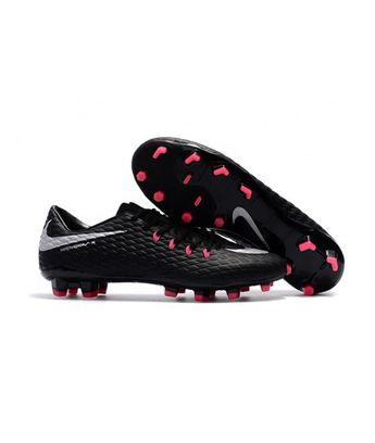 watch a769e a3443 Nike Hypervenom Phelon III FG PEVNÝ POVRCH černá růžový stříbro muži kopačky