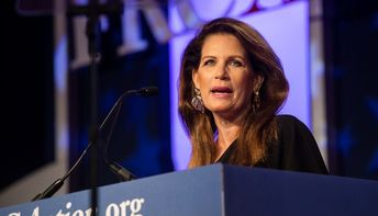 Michele Bachmann: Climate Change Is a Fraud Because God Says We Will Never Be Flooded