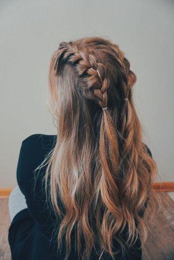 10 idées de coiffure rapides qui font gagner du temps le matin   Ecemella - #Ecemella #H ... - #the #Ecemella #Hairstyle Ideas - #coiffure #ecemella #gagner #idees #matin #rapides #temps - #new