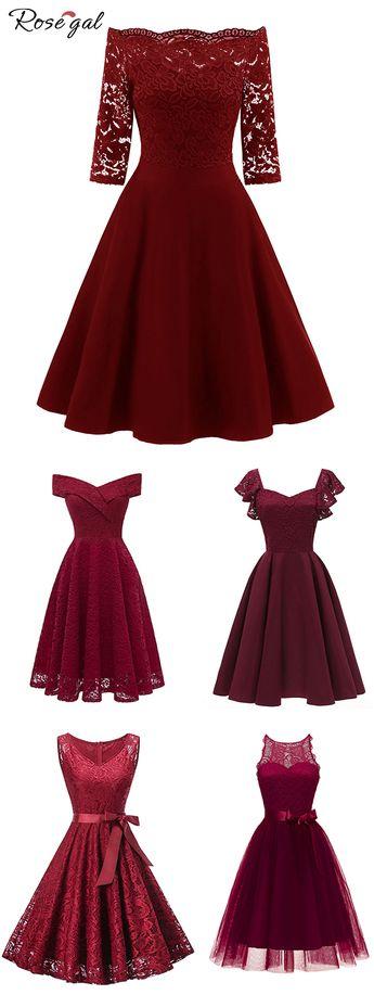 70% remise pour ces robes en dentelle #Rosegal #femme #mode