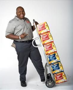 "Windell Middlebrooks is a pitchman for Miller High Life, playing a beer truck delivery driver who often ""takes back the High Life"" from people he considers ""unworthy"" of its consumption."