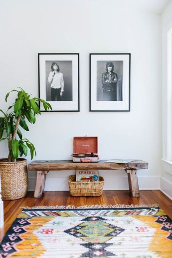 Tour Gray Benko's Colorful And Charming Historical Home