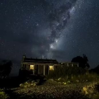 """Universe ♾️ Space 🌠 on Instagram: """"@nightscapeimages: Two Hours Before Dawn This 13 second video spans about 2 hours of real time leading up to the first light of the morning…"""""""