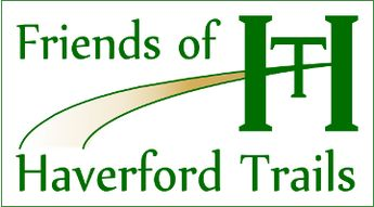 Trails in Haverford, some walking, some bike