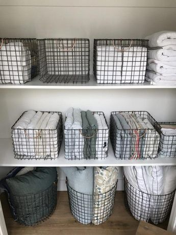 """Best Organizing Ideas to help you get your home in order for the new year. From wrapping paper storage to kitchen cabinets & more. Get clean & organized everywhere. #""""homedecorideas"""""""