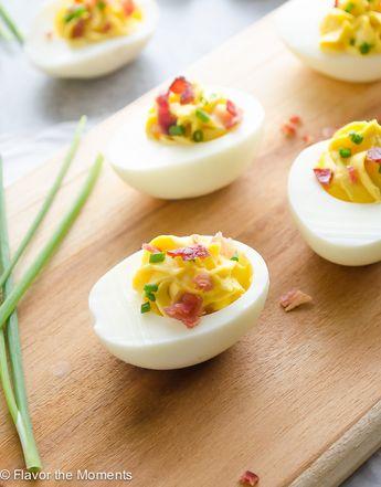 Deviled Egg Recipes: 25 Recipes to Make Your Eggs More Devilish