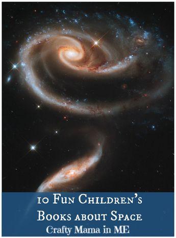 10 Fun Children's Books about Space