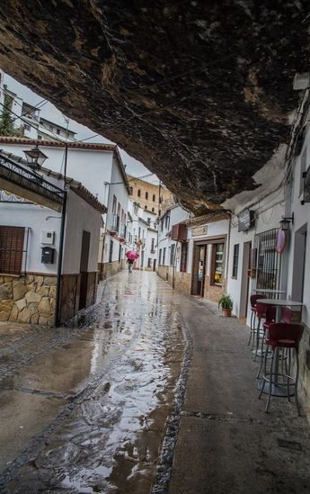 This Town Has Been Living Under a Rock for Thousands of Years -- Literally