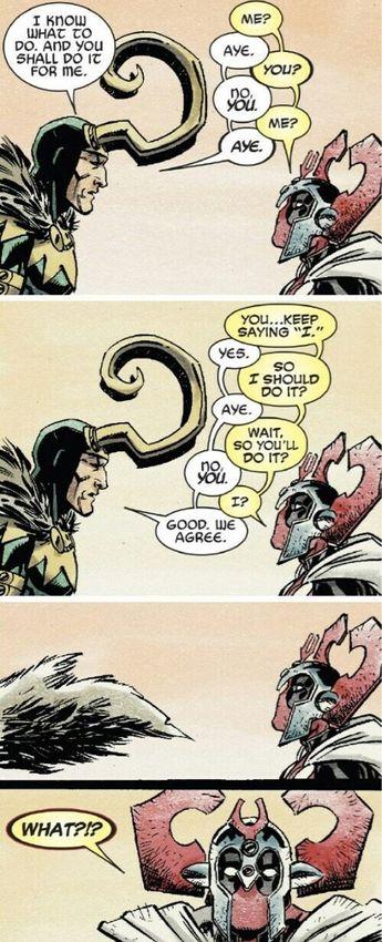 Les 10 arguments en images qui prouvent que Deadpool est le meilleur