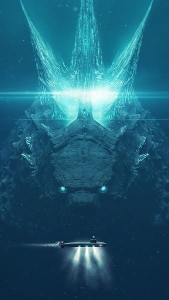 Godzilla: King of the Monsters, 4K,3840x2160, Wallpaper