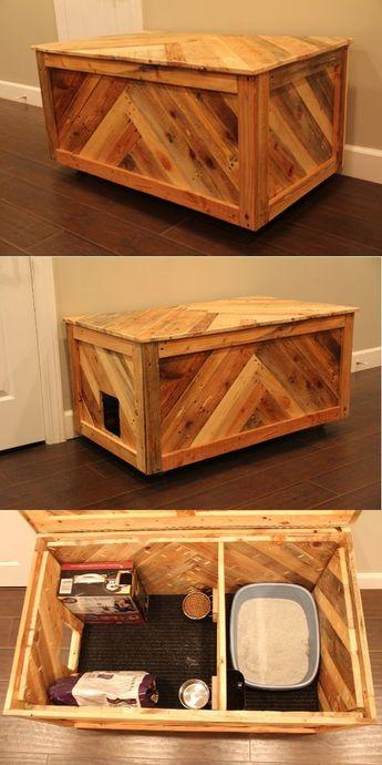 DIY Cat Box Furniture - KnockOffDecor.com