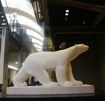 조각 / 프랑수와 퐁퐁 - 북극곰 : 네이버 블로그