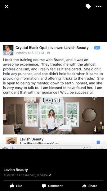 Lavish Beauty (@Lavishbeautyus) Pinterest profile analytics