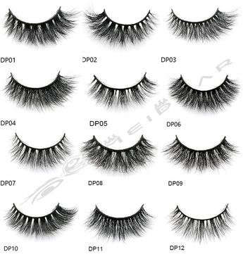 ba43bc607b9 False real mink eyelashes with private label packages OEM ODM ,China  wholesale False real mink